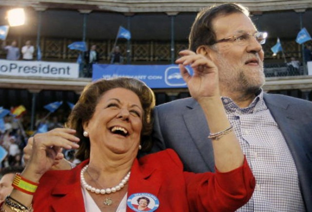 RitaBarberMarianoRajoy