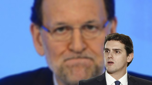 Albert rivera no rajoy