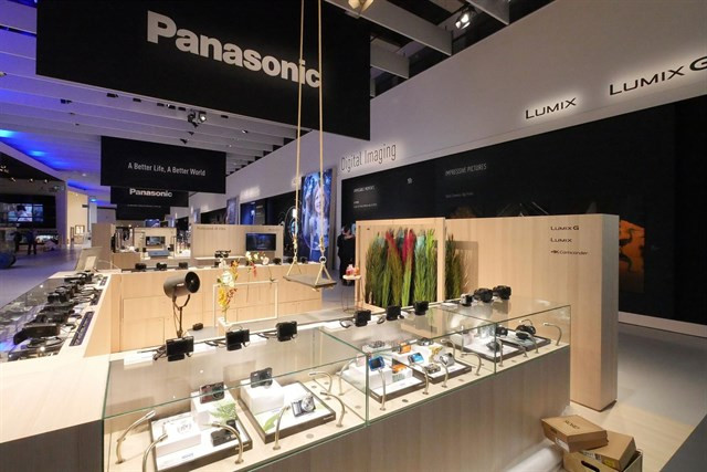 Panasonic shop