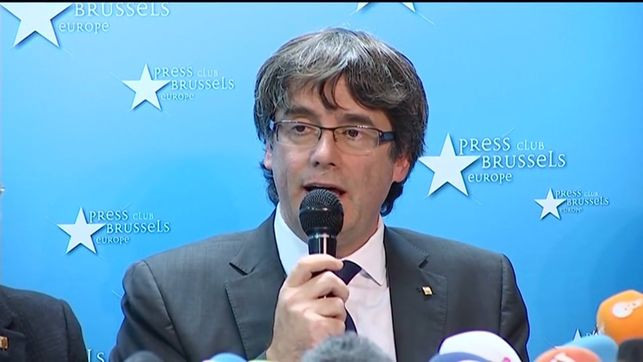 Puigdemont brussels2