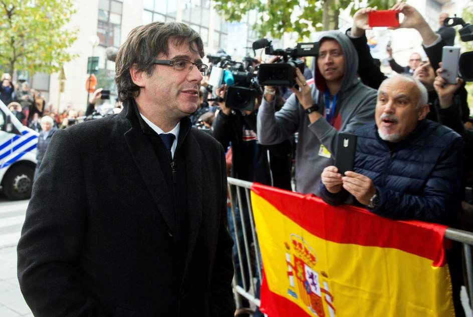 Puigdemont brussels3