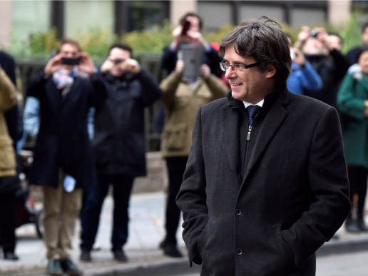 Puigdemont brussels 1