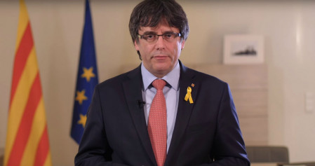 Puigdemont video 1