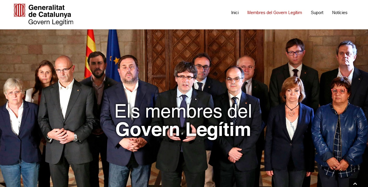 Govern legitim 1