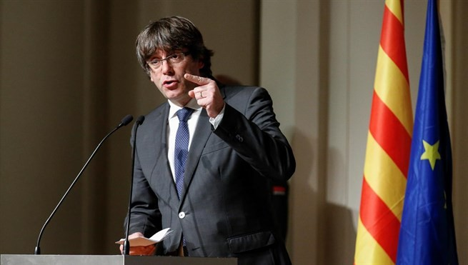 Puigdemont pension
