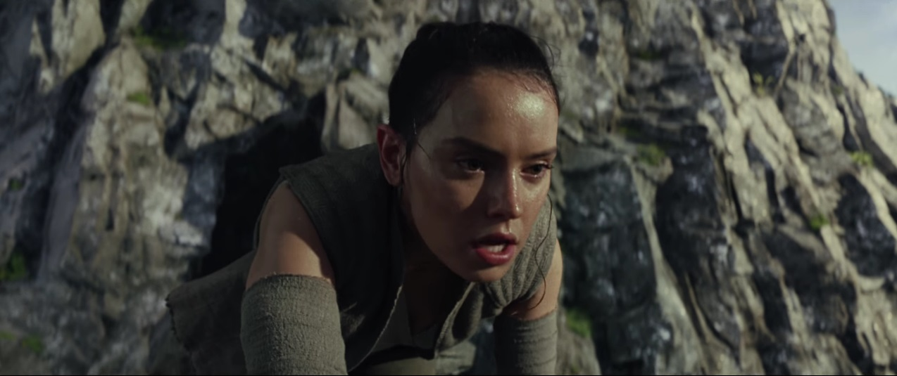 Star wars 8 rey luke