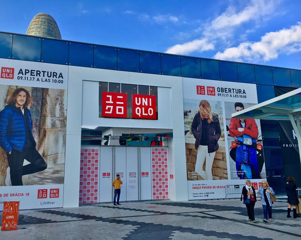 Uniqlo glories 1